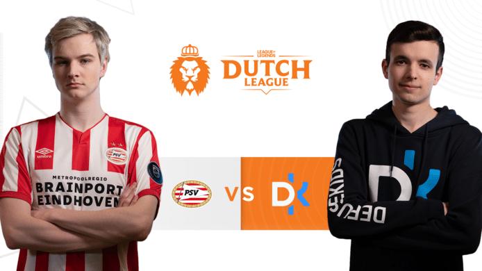 PSV Esports en Defusekids strijden om het eerste ticket naar de finale van de Dutch League
