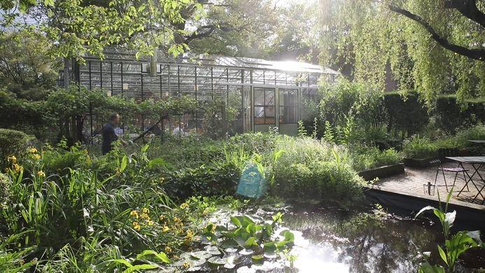 De Tuinkamer in Schuinesloot.