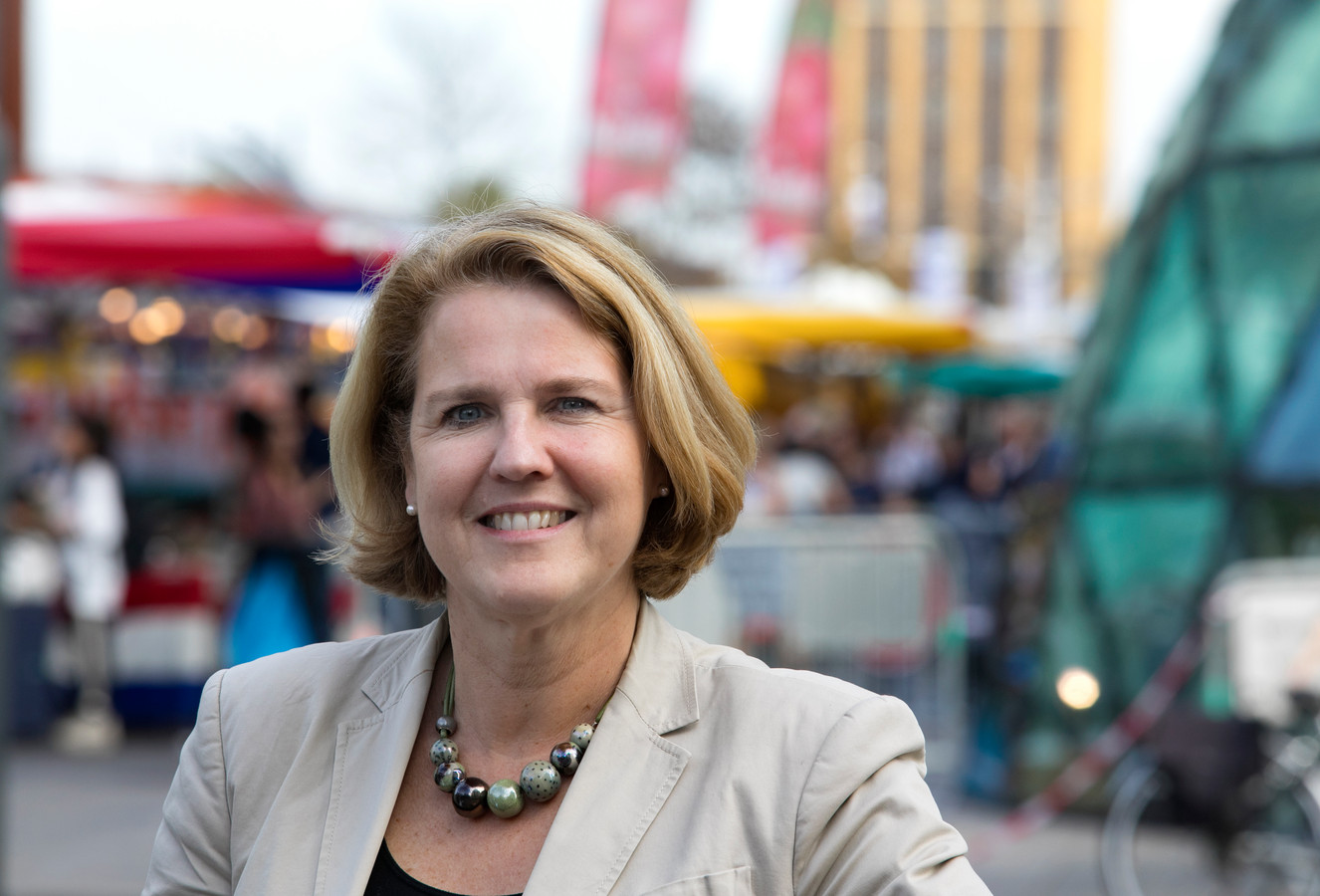 De Eindhovense wethouder Monique List.