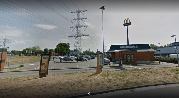 De McDonalds in Hengelo-Zuid