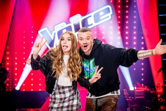 Jade, winnares van The Voice Kids, komt op 26 juni naar Puyenbroeck.
