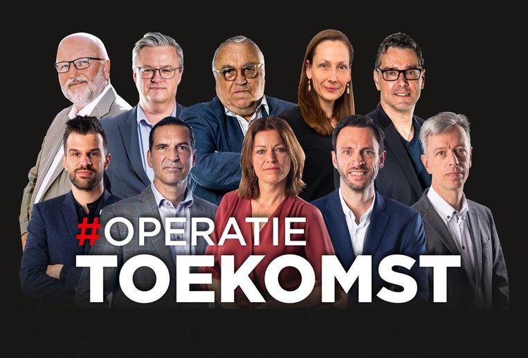 #Operatie toekomst