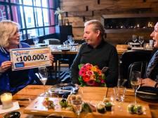 Peter uit Vinkeveen wint 100.000 euro