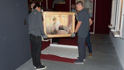 Yper Museum leent werk uit aan Spaanse tentoonstelling