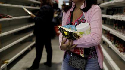 De Venezolaan is gemiddeld 11 kilo vermagerd, 90 procent leeft in armoede