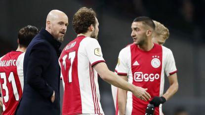 Nederlandse voetbalbond zet vol in op uitspelen van Eredivisie, maar waar is plan-B?