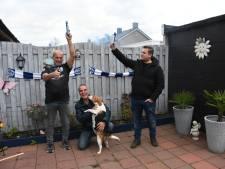 FC Den Bosch-supporter is toch aanwezig op uit-shirt zonder reclame in Deventer