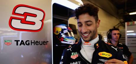 Ricciardo verrast door vroege contractverlenging Verstappen