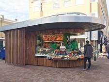 Plan indienen voor vernieuwde kiosk