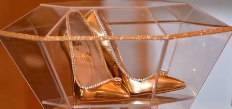 De duurste schoenen ter wereld kosten maar liefst 15 miljoen euro