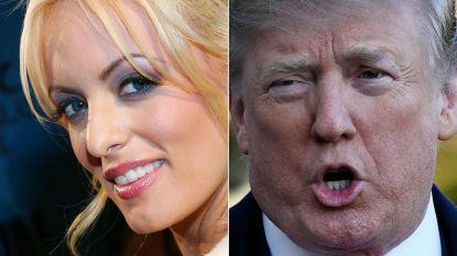 """Pornoactrice Stormy Daniels verliest lasterzaak over vijandige tweet Trump: """"Vrijheid van meningsuiting"""""""