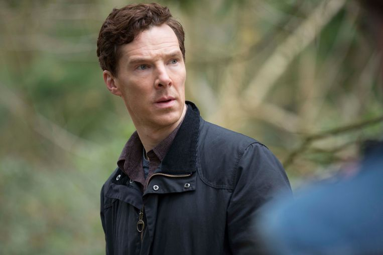 Benedict Cumberbatch in The Child in Time. Beeld Pinewood Television/Sunny March