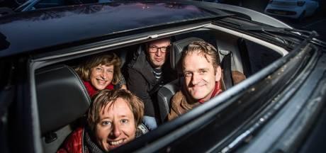 Deze Achterhoekers carpoolen iedere dag en hebben het wél gezellig op de A12