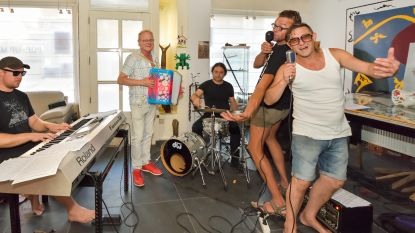 Zondag accordeonnamiddag in café 't Lusterke