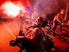 ALS het licht uit gaat, duistere fietstocht voor onderzoek naar spierziekte