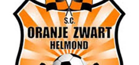 Oranje Zwart Helmond trekt in bij HVV