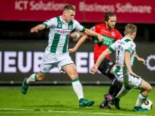 Aflopend contract Groningen spelers Van Nieff en Larsen niet verlengd