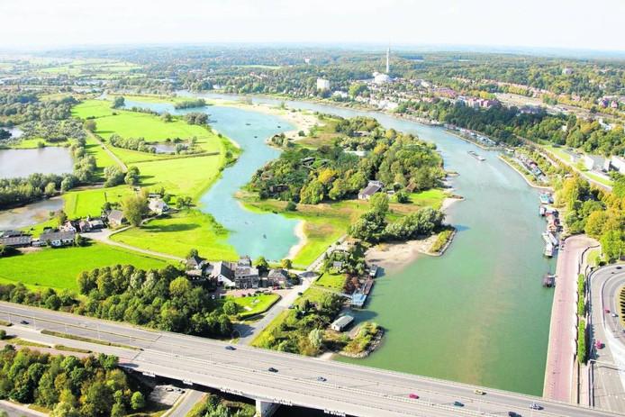 Zo zou Meinerswijk er in de toekomst uit kunnen komen te zien.