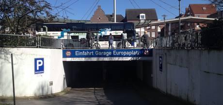 Bocholt beheert ondergrondse parkeergarage nu weer zelf