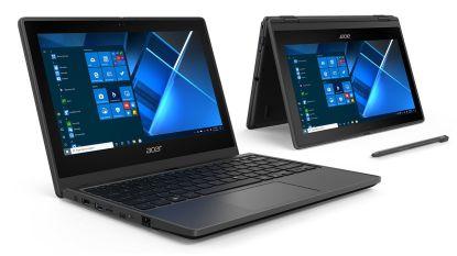 Acer lanceert nieuwe laptops voor scholieren