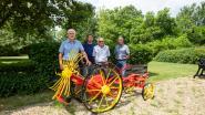 Heemmuseum verrijkt tuin met oude aardappelrooier