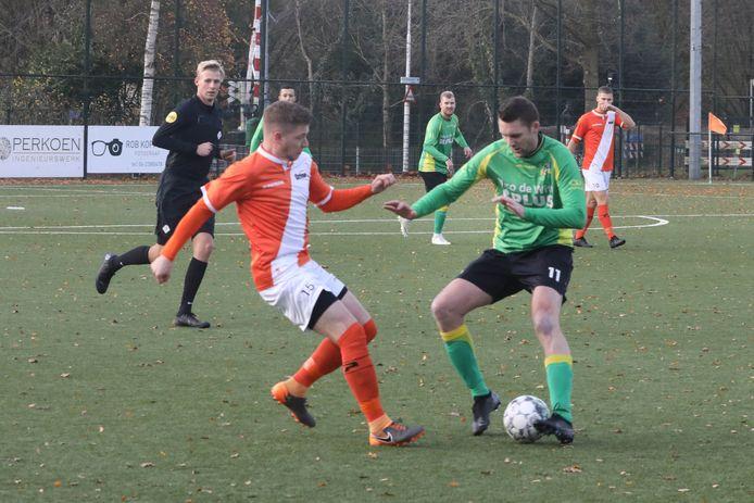 Orion speelde vorig jaar het streekduel met BVC, komend seizoen wachten duels met buurclubs AWC en Juliana'31.