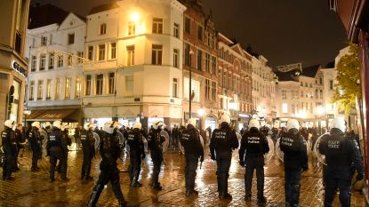 Vijfde minderjarige opgepakt na rellen op Muntplein