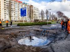 'Zestig procent van Zwijndrecht heeft last van gesprongen rioolleiding'