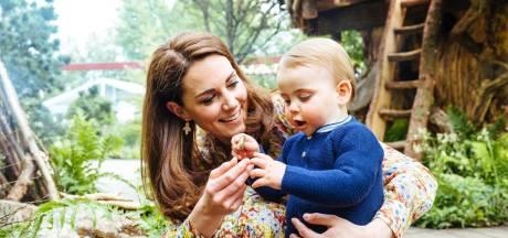 Prins Louis (1) nu al in de ban van Britse baklegende