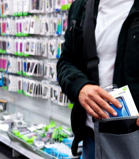 Minder inbrekers, meer winkeldieven en zakkenrollers in Soest