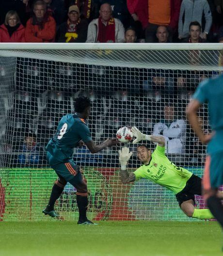 LIVE | GA Eagles met verwachte basis tegen Jong Ajax