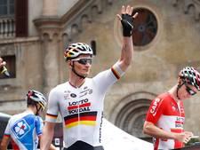 Greipel houdt Giro voor gezien