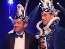 Dirk Verbiesen regeert als prins  met broer Ton in Zandhazendurp