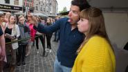 10.000 bezoekers wanen zich één dag in Italië
