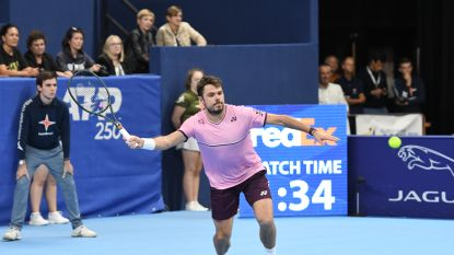 Murray staat tegenover Wawrinka in finale European Open - Gille en Vliegen grijpen naast finale in dubbelspel