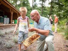 De bijen in Twenterand hebben het dit jaar super gedaan