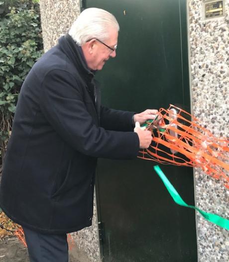 Officiële opening glasvezelnetwerk voor bedrijventerrein Tijvoort in Goirle