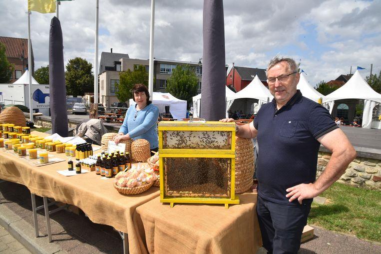 Op de Duisburgse dorpsfeesten werd dit jaar opnieuw een Proevertjesmarkt georganiseerd.