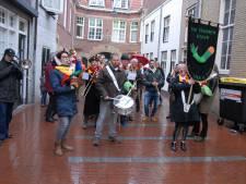 Ereplaats voor het vaondel van D'n Gruunen Errum in Den Bosch