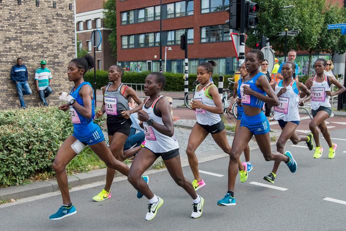 De Ladies Run.