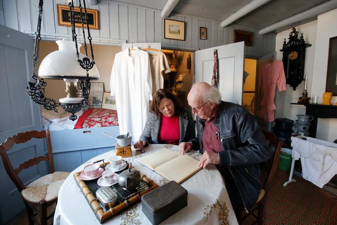 Inwoners blijven de historie van het oude stadje koesteren, zoals bijvoorbeeld te zien is in Museum Oud Asperen.