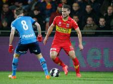 Van Moorsel wil oude liefde pijn doen: 'Mooi dat een club als FC Den Bosch zich bovenin nestelt'