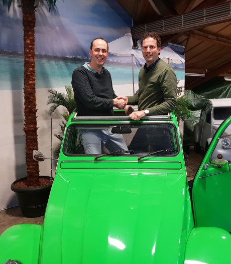 Outdoor Centrum Nunspeet neemt Elspeter 'Lelijke Eendjes' over