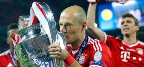 Van Dijk en Wijnaldum willen in voetsporen Robben treden
