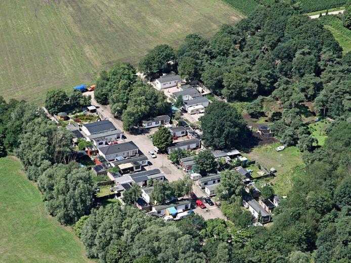 Bosweg in Gerwen.