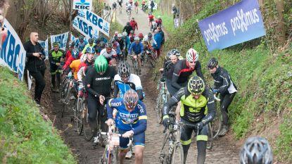 """Met 57,72 procent nooit zoveel buitenlandse deelnemers voor We Ride Flanders: """"Ronde van Vlaanderen op bucketlist van wielertoeristen wereldwijd"""""""