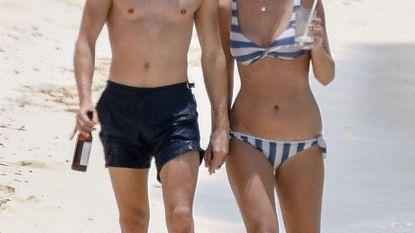 Taylor Swift verbergt haar liefde voor Joe Alwyn niet langer