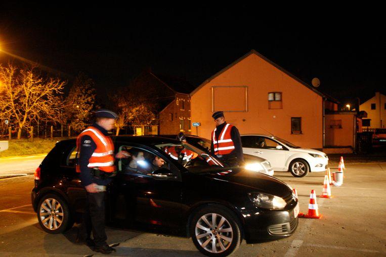 Politie nam de wagen van de wegpiraat in beslag