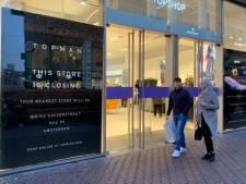 Weer een winkel weg uit Den Haag: Topshop gaat sluiten