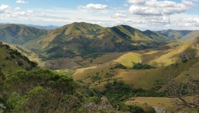 Les montagnes Makhonjwa